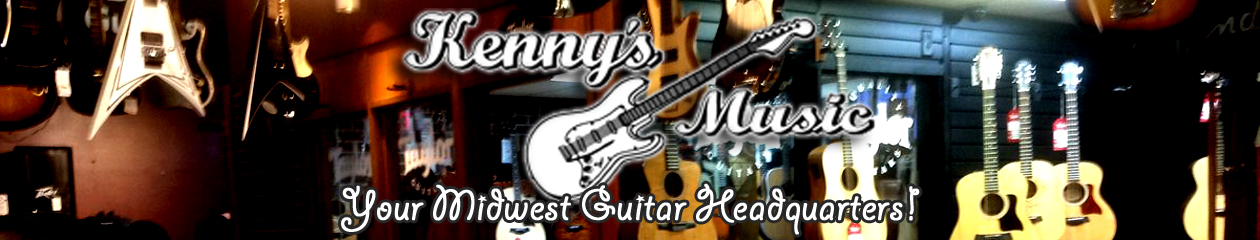 Kenny's Music Shoppe