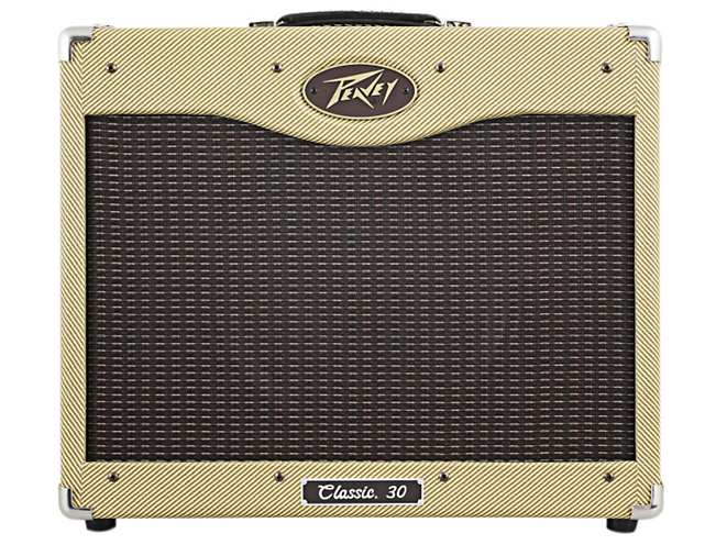 peavey classic 30 ii 30w 1 12 tube combo amp tweed kenny 39 s music shoppe. Black Bedroom Furniture Sets. Home Design Ideas