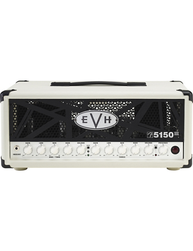 EVH 5150 III 50W AMP HEAD (FRONT)