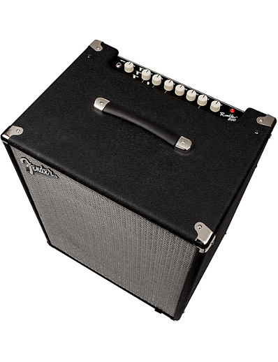 Fender Rumble 200 top angle