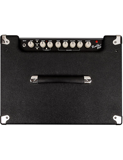 Fender Rumble 200 top