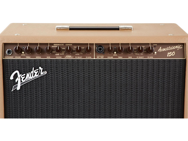 fender acoustasonic 150 front top half