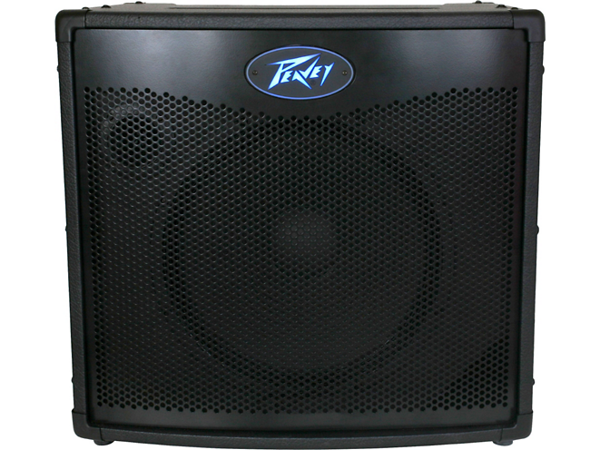 peavey 115 bass combo front