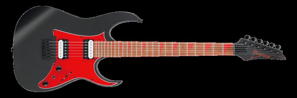 Ibanez RG431HPDX_BKF Black and Red
