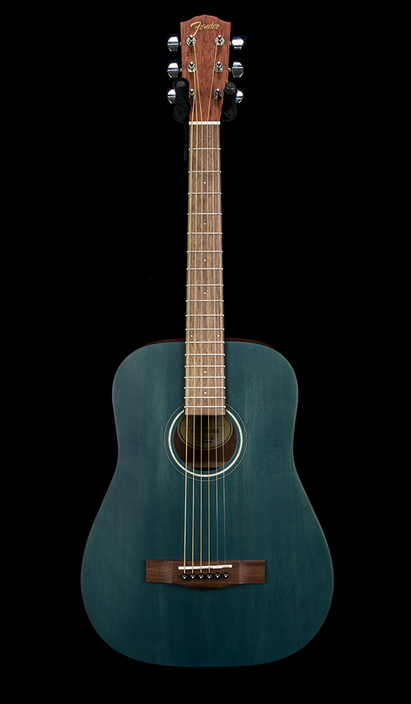 Fender-FA15-Blue-Front